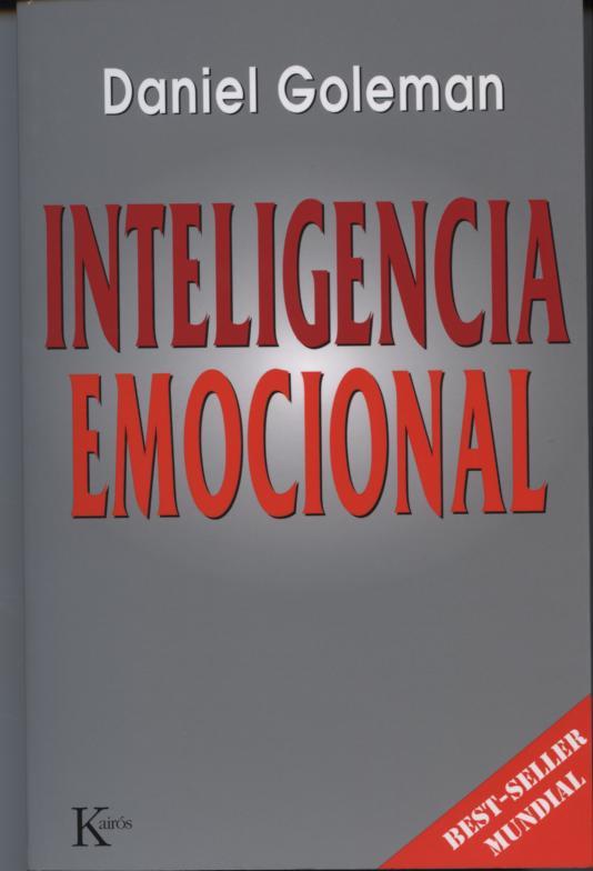 INTELIGENCIA EMOCIONAL - ENS