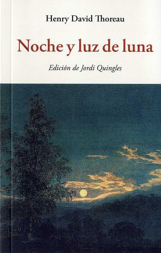 NOCHE Y LUZ DE LUNA