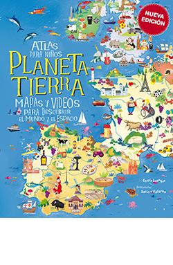 Atlas para niños. Planeta Tierra NE