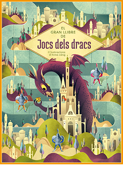 El gran llibre de jocs dels dracs