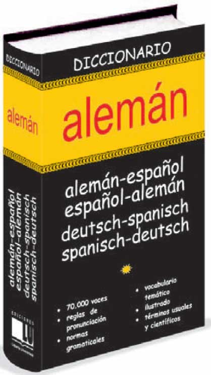Dº Alemán   Ale - Esp / Esp - Ale