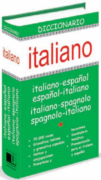 Dº Italiano - Español / ESP-ITA