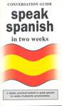 Speak Spanish in two weeks