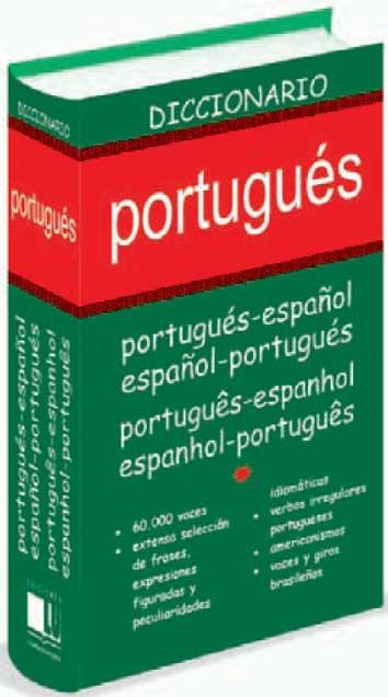Diccionario Portugués  Por - Esp / Esp - Por